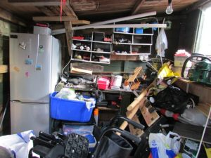 What's the Process of a Hoarder Clean Up