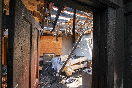 commercial fire damage restoration denver