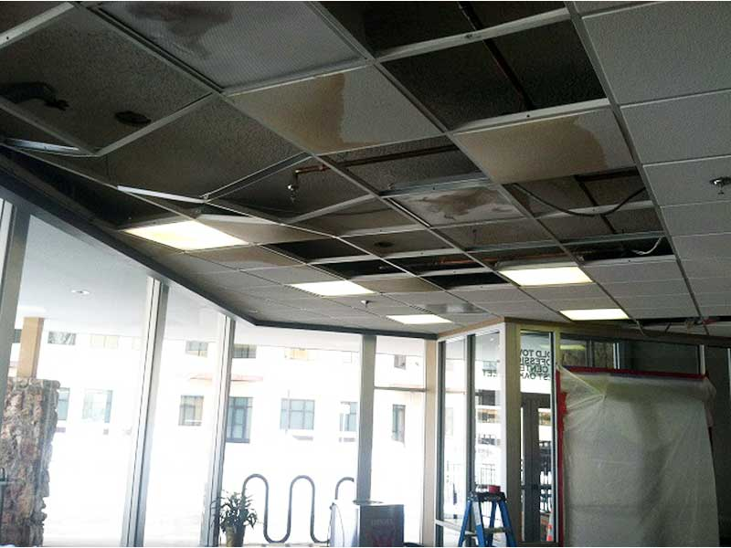 Commercial Water Damage Restoration Ft Collins