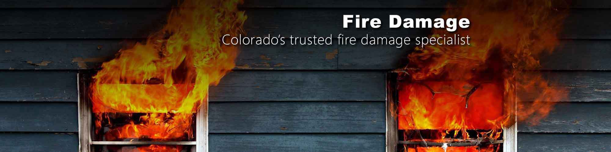 fire damage restoration Denver